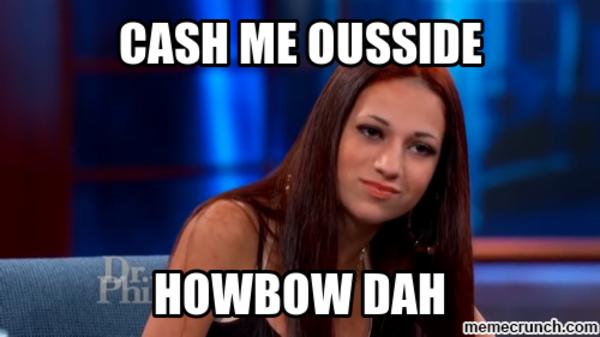 Bregolli Cash me ousside